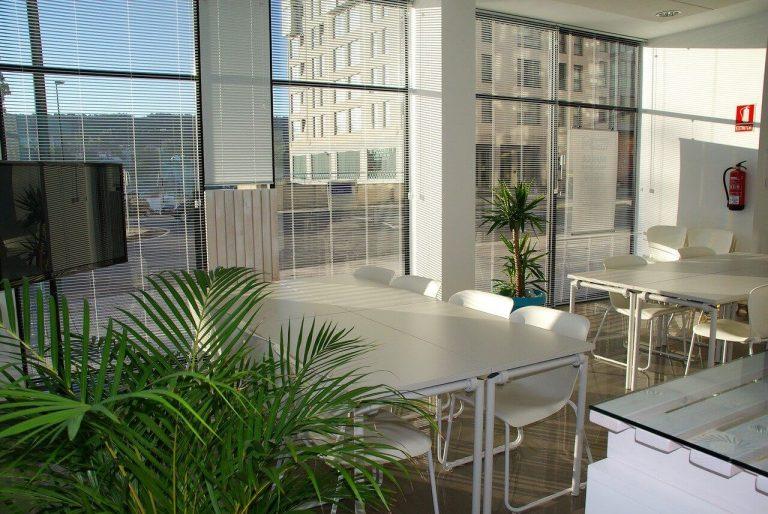 Nettoyage espace de coworking